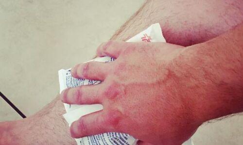 contrattura polpaccio - crampi polpaccio