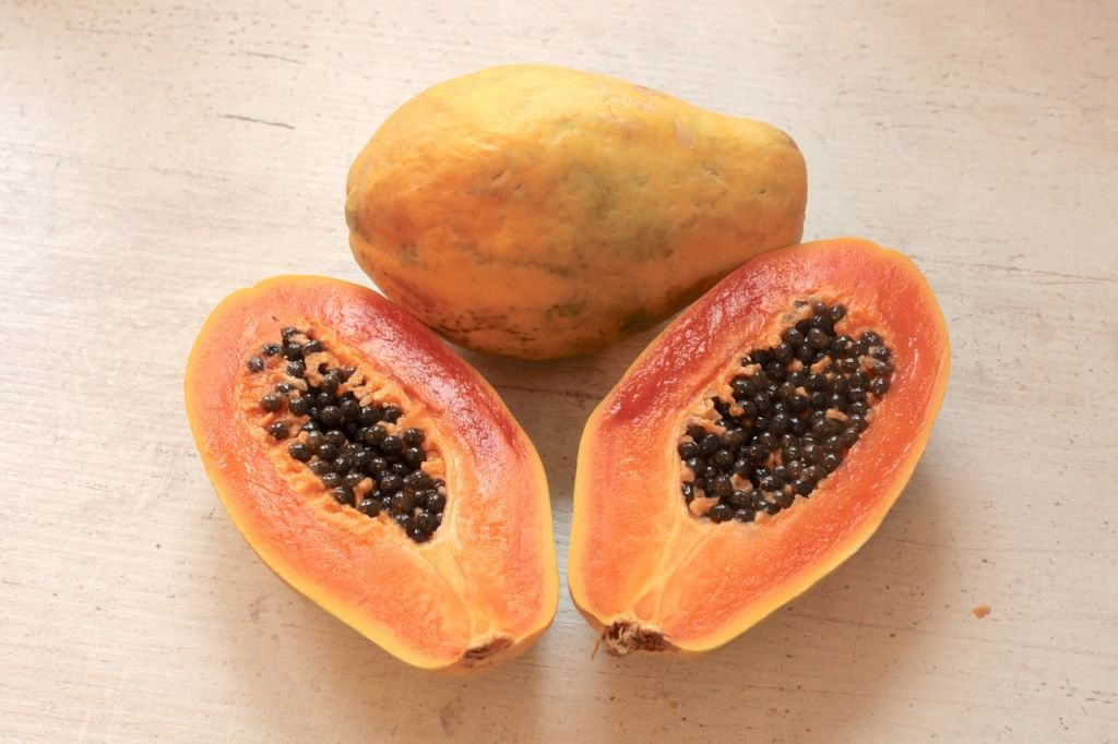 proprietà papaya