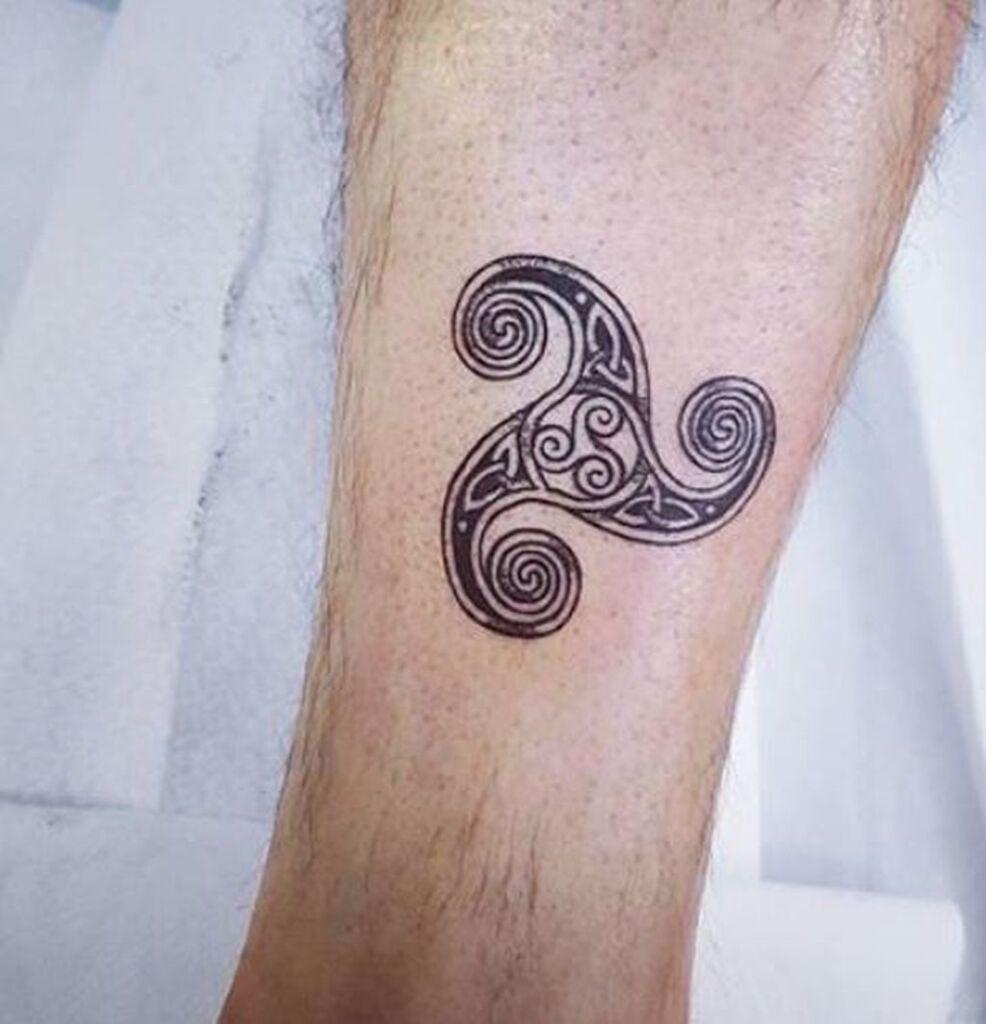tatuaggio vichingo